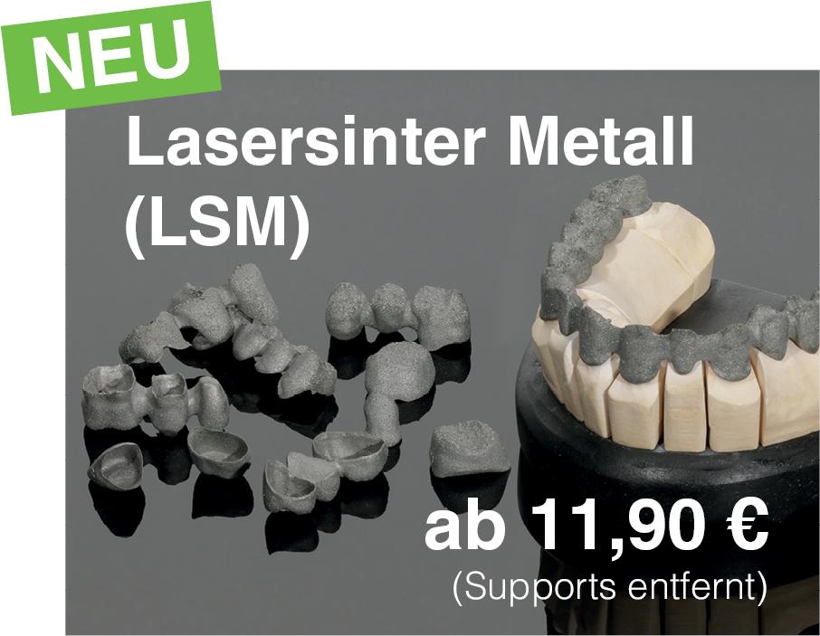 Lasermeltig Einheiten